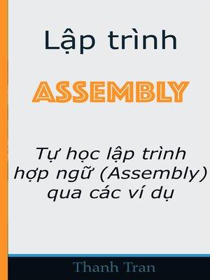 cover image of Lập trình Assembly