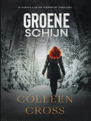 cover image of Groene schijn