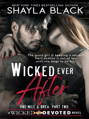 cover image of Wicked Ever After