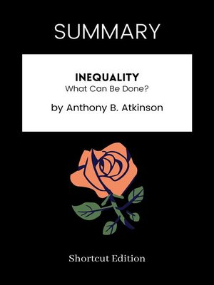 cover image of SUMMARY--Inequality