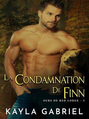 cover image of La condamnation de Finn
