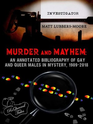 cover image of Murder and Mayhem