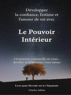 cover image of Le Pouvoir Interieur