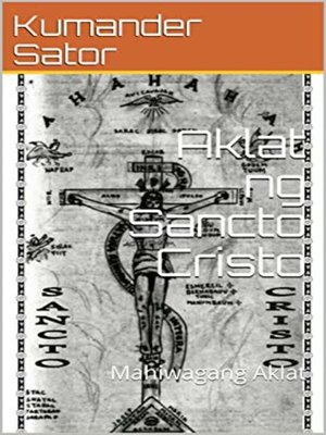 cover image of Aklat ng Sancto Cristo