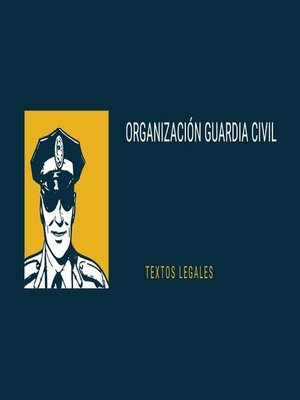 cover image of ORGANIZACIÓN Guardia Civil