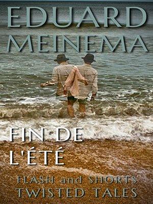 cover image of Fin de l'été