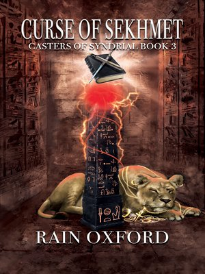cover image of Curse of Sekhmet