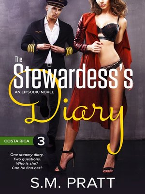 cover image of The Stewardess's Diary: Costa Rica