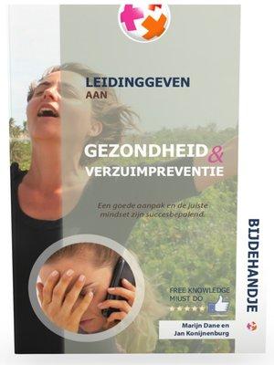 cover image of Gezondheid en Verzuimpreventie