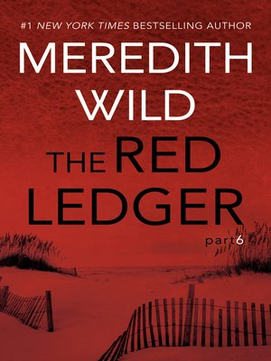 cover image of The Red Ledger, Book 6