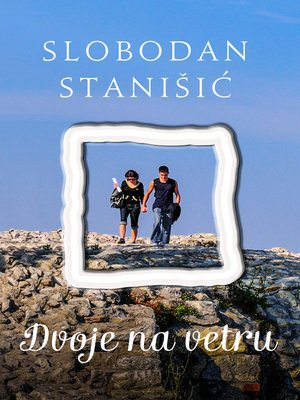 cover image of Dvoje na vetru