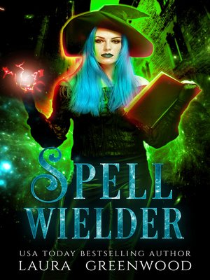 cover image of Spell Wielder