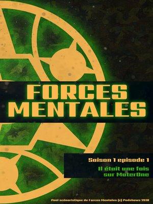 cover image of Il était une fois sur MaterOne