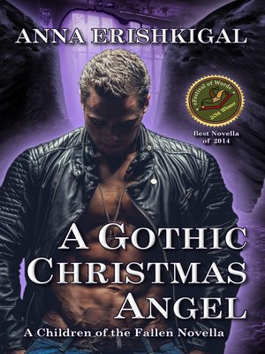 cover image of A Gothic Christmas Angel