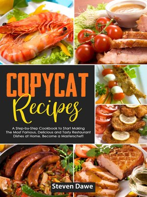 cover image of Copycat Recipes