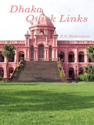 cover image of Dhaka Interactive Guide