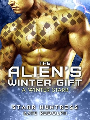 cover image of The Alien's Winter Gift