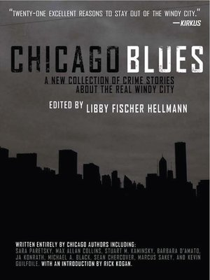 cover image of Chicago Blues