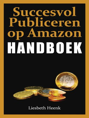cover image of Handboek Succesvol Publiceren op Amazon
