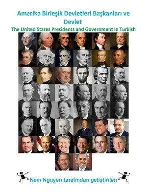 cover image of Amerika Birleşik Devletleri Başkanları ve Devlet