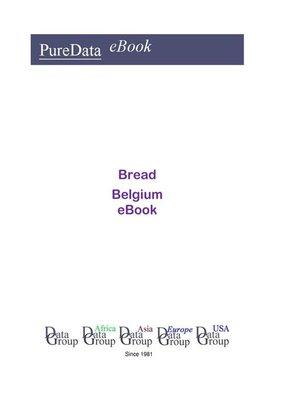 cover image of Bread in Belgium