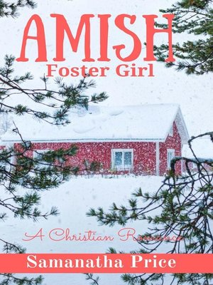 cover image of Amish Foster Girl