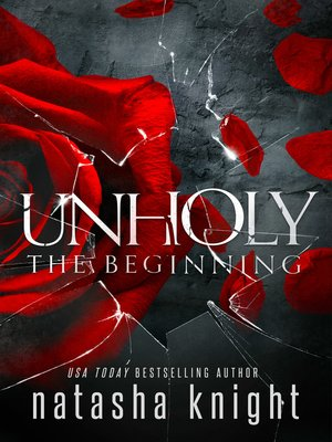 cover image of Unholy