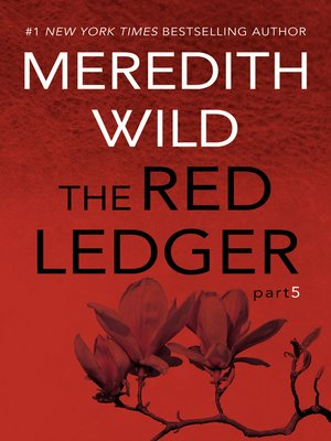 cover image of The Red Ledger, Book 5