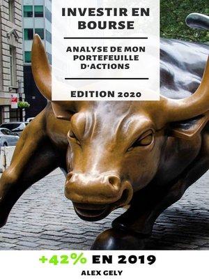 cover image of Investir en Bourse