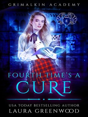 cover image of Fourth Time's a Cure