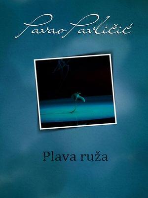 cover image of Plava ruža