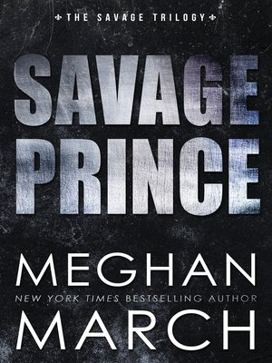 cover image of Savage Prince