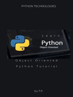 cover image of Learn Object Oriented Python