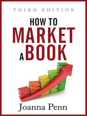 cover image of How to Market a Book
