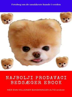 cover image of Fotobog om de smukkeste hunde i verden