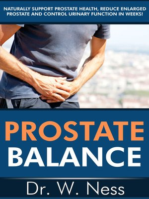 cover image of Prostate Balance