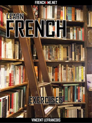 cover image of Learn French--Exercises