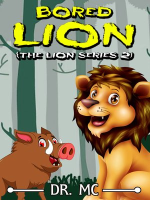 cover image of Bored Lion