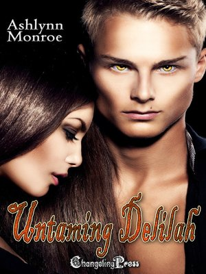 cover image of Untaming Delilah
