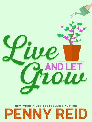 cover image of Live and Let Grow