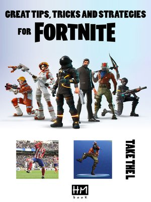 cover image of Great tips, tricks and strategies for Fortnite