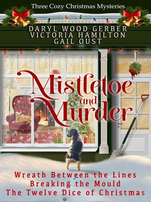 cover image of Mistletoe and Murder