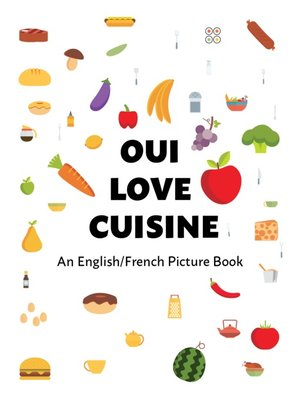cover image of Oui Love Cuisine