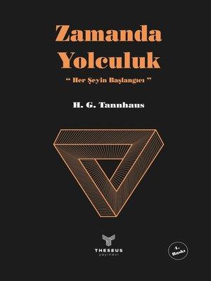 cover image of Zamanda Yolculuk