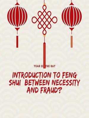 cover image of Introduction to feng shui