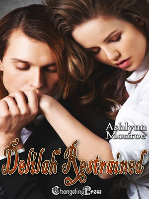 cover image of Delilah Restrained