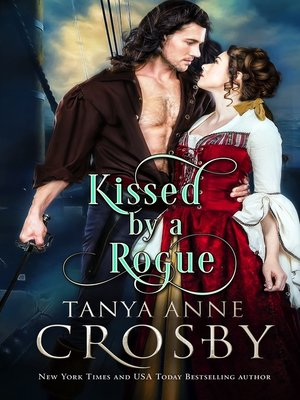cover image of Kissed by a Rogue