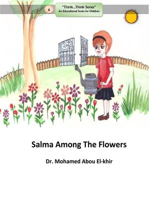 cover image of Salma Among the Flowers