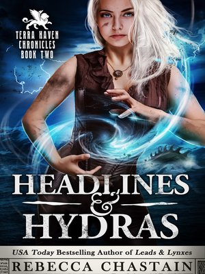 cover image of Headlines & Hydras