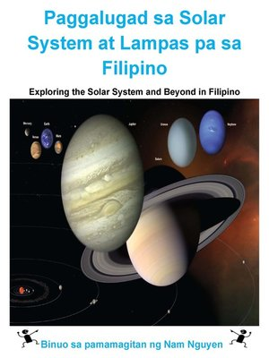 cover image of Paggalugad sa Solar System at Lampas pa sa Filipino
